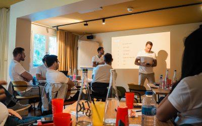 Les Coris Workshops : le Projet Athéna