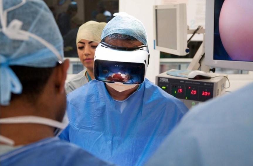 La réalité augmentée au service de la médecine